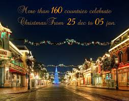 how many countries celebrate how has