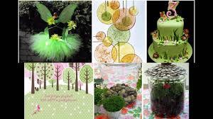 cute fairy birthday party decorations ideas youtube