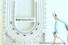 swarovski necklace design images Let 39 s make it lovely diy pretty swarovski necklace jpg