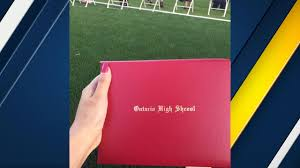 graduation diploma covers ontario high school out diploma covers with typo during