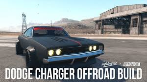 how to build a dodge charger nfs payback dodge charger offroad build customisation