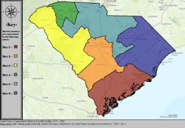 south carolina s congressional districts