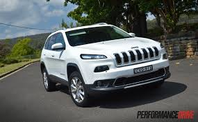 cherokee jeep 2010 2015 jeep cherokee limited diesel review video performancedrive
