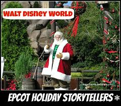 epcot christmas holiday events at walt disney world