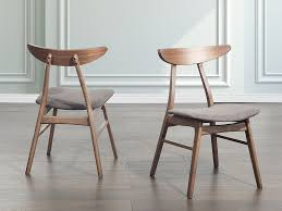 Dining Chair Wood Retro Dining Chairs For Warm And Lovely Environment