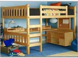 Bunk Bed With Desk And Trundle Bunk Bed Desk Bunk Beds With Desk And Sofa Bed Brown Bunk Bed Desk