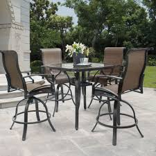 Counter Height Patio Dining Sets - the tall patio table set hubpages about 41 height vintage outdoor