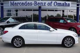 used mercedes c class finance finance for 600 700 omaha mercedes of omaha