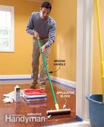 Diy Hardwood Floor Refinishing How To Refinish Wood Floors Refinish Wood Floors Woods And House