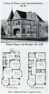 100 vintage home floor plans vintage house plans 1960s