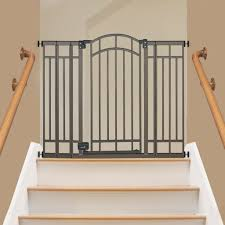 How To Design Stairs by Pet Gates For Stairs Kit4en Com