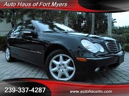 2003 mercedes benz c240 ft myers fl for sale in fort myers fl