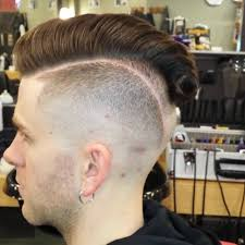haircut with the line men mens haircut line find hairstyle