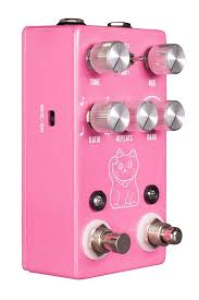 jhs delay jhs lucky cat digital delay pedal sweetwater