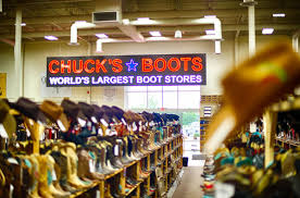 s boots store chuck s boots heaven from heel to toe promotions laduenews com