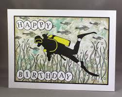 lynne u0027s crafty little blog scuba diving card