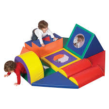 children u0027s factory shape u0026 play obstacle course soft play