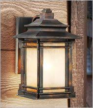 Outdoor Ceiling Lights For Porch by Energy Star Bronze Craftsman Mission Indoor Outdoor Ceiling Light