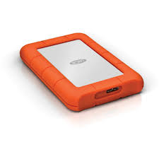 lacie 1tb rugged mini portable hard drive 301558 b u0026h photo video