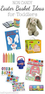 easter basket ideas for toddlers non candy easter basket ideas for toddlers unoriginal