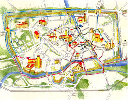Maps Of Italy Detailed Map by In Italy Online Maps Of Treviso Vicenza And Verona