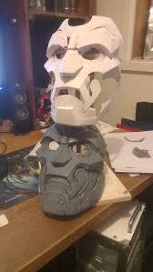 Dr Doom Mask Doctor Victor Von Doom