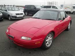 mazda roadster hardtop 1992 mazda eunos roadster miata red hardtop 5 speed na6ce fed