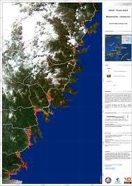 Earthquake Incident Map Earthquake In Japan Un Spider Knowledge Portal