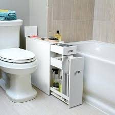 Slim Bathroom Storage Slim Bathroom Cabinet Storage Find The Hiding Place In Our