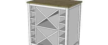 diy wine cabinet plans build an x wine storage cabinet designs by studio c
