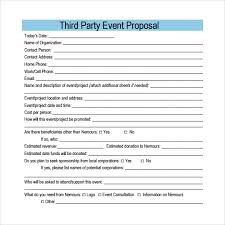 Planning Checklist Business Event Project by Sample Event Proposal Template 21 Free Documents In Pdf Word
