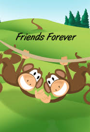 friendship cards friends forever free printable friendship card greetings island