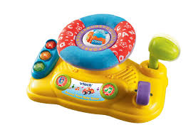 amazon com vtech baby around town baby driver toys u0026 games