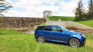 land rover sport 2015 2015 land rover range rover sport svr first drive track test
