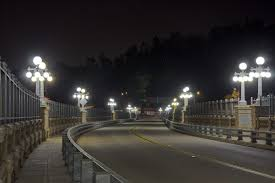 bridge pasadena california ghostly activities