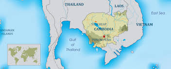 Map Of Cambodia Cambodia Map U0026 Introduction Travel To Cambodia Tailor Made