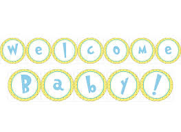 welcome new baby clipart china cps