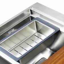 Drop In Stainless Steel Sink 31 1 2 Inch 12mm Thickness Stainless Steel Topmount Drop In Single