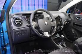renault captur 2018 interior 2019 renault captur begins testing debut two years away