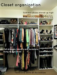 closet ideas organization