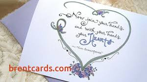 quotes to put on wedding invitations words to put in a wedding card free card design ideas