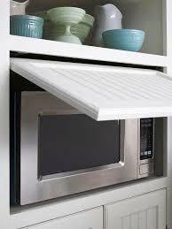 Microwave Kitchen Cabinets Best 10 Hidden Microwave Ideas On Pinterest Kitchen Island