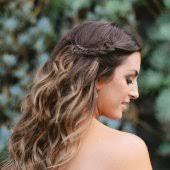 coiffure mariage cheveux lach s les plus belles coiffures de mariée sur cheveux laches