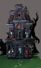 spooky house halloween 48 best haunted houses images on pinterest haunted houses
