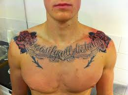 animals and tattoos on chest for in 2017 photo