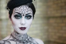 gothic halloween makeup with gothic beauty halloween makeup beauty