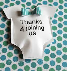 Easy Baby Shower Decorations 15 Easy Diy Baby Shower Favors