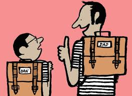Don     t Help Your Kids With Their Homework   The Atlantic The Atlantic Jean Jullien