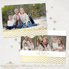 christmas card templates for photographers vol 3