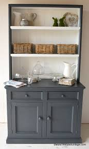 kitchen buffet hutch furniture best 25 buffet hutch ideas on painted china hutch